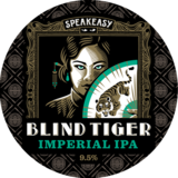 Speakeasy Blind Tiger Imperial IPA beer