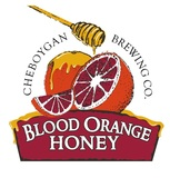 Cheboygan Blood Orange Honey beer