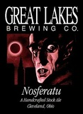Great Lakes Nosferatu Beer