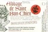 BFM Abbaye de Saint Bon-Chien 2011 beer