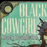 South County Black Cowgirl Double IPA beer