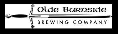 Olde Burnside Kilted Cowboy beer Label Full Size