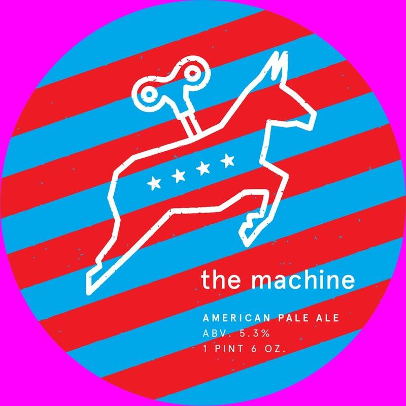 Marz The Machine Beer