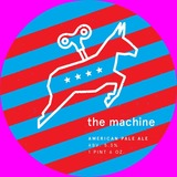 Marz The Machine beer