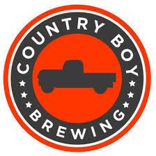 Country Boy Barrel Aged Black Gold Porter beer Label Full Size