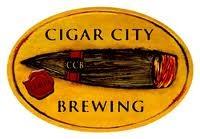 Cigar City Horchata beer Label Full Size