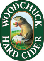 Woodchuck Belgian White Cider beer Label Full Size