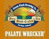 Green Flash Palate Wrecker beer