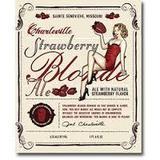 Charleville Strawberry Blonde beer