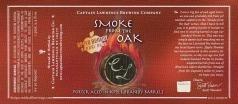 Captain Lawrence Smoke From The Oak (Apple Brandy Barrel) Beer