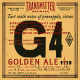 Transmitter G4 Lightly Soured Golden Ale Beer
