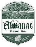 Almanac Cerise Sour Blond beer