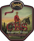 Founders Canadian Breakfast Stout beer