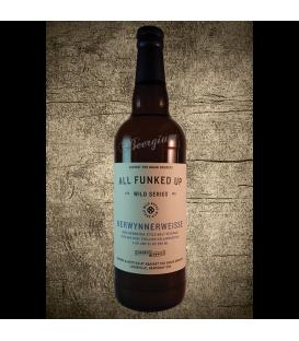 Against the Grain Berwynnerweiss beer Label Full Size