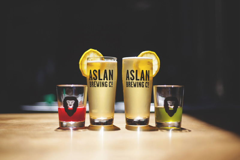 Aslan Organic Disco Lemonade Beer