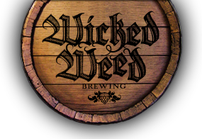 Wicked Weed Take Take beer Label Full Size