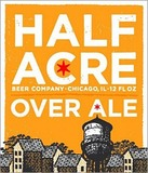 Half Acre Over Ale beer