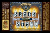 Metropolitan Krankshaft Beer