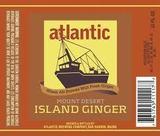 Atlantic Desert Island Ginger Wheat beer