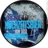 Hofstetten Hochzeitsbier von 1810 Beer