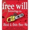 Free Will Blood and Guts beer