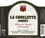 La Choulette Ambree Beer
