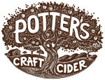 Potter's Craft Cider Farmhouse Dry Beer