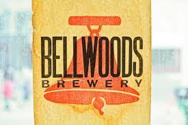 Bellwoods Catherine Wheel beer Label Full Size