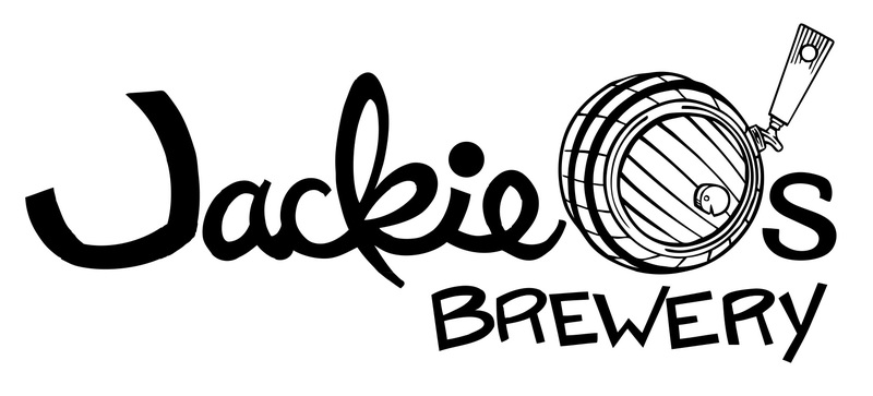 Jackie O's & Warped Wing Secret Hoperation beer Label Full Size