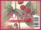 Founders Rubaeus Beer