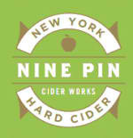 Nine Pin Signature Blend Cider beer