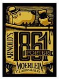 Christian Moerlein Arnold's 1861 Porter beer