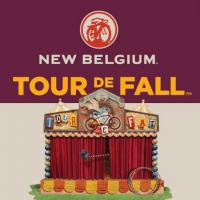 New Belgium Tour de Fall Pale Ale beer Label Full Size