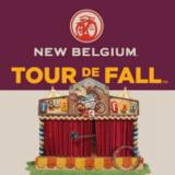 New Belgium Tour de Fall Pale Ale beer