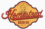 Homestead Landrush Brown Ale beer