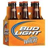 Bud Light Golden Wheat beer