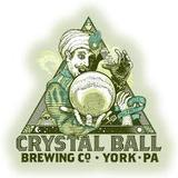 Crystal Ball IPA beer