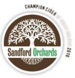 Sandford Orchards Ashton Bitter & Dabinett Beer