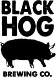 Black Hog Strawberry Gose Beer