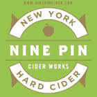 Nine Pin Belgian Cider beer