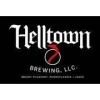 Helltown Hop Frenzy beer Label Full Size