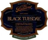 Bruery Black Tuesday 2013 beer