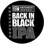21st Amendment Back in Black Beer