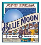 Blue Moon Cinnamon Horchata Beer
