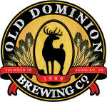 Old Dominion Pin Up Variety beer Label Full Size
