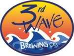 3rd Wave Bombora Double IPA beer Label Full Size