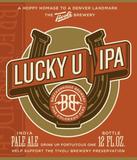 Breckenridge Lucky U IPA beer