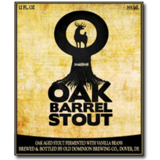 Old Dominion Oak Barrel Stout Beer