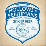 Hollows & Fentimans Ginger Beer Beer