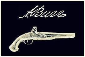 Aaron Burr Appinette beer Label Full Size
